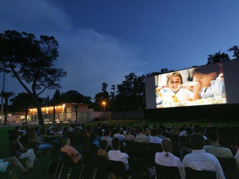 Image 0 - Open Air Cinema Lugano