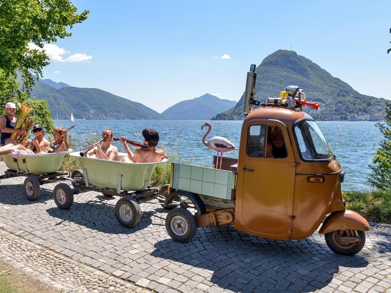 Image 3 - Lugano Buskers Festival