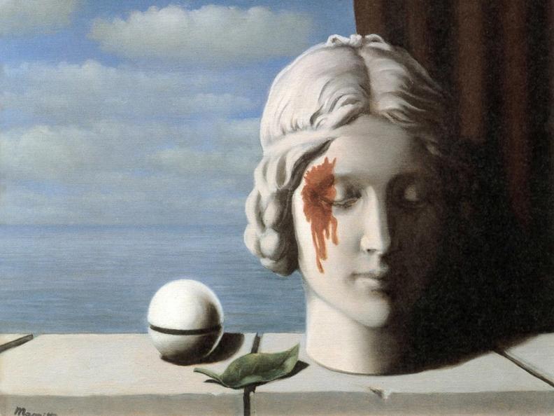 Image 2 - René Magritte. La ligne de vie.