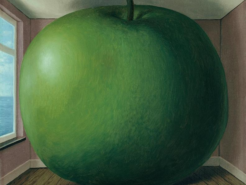 Image 3 - René Magritte. La ligne de vie.