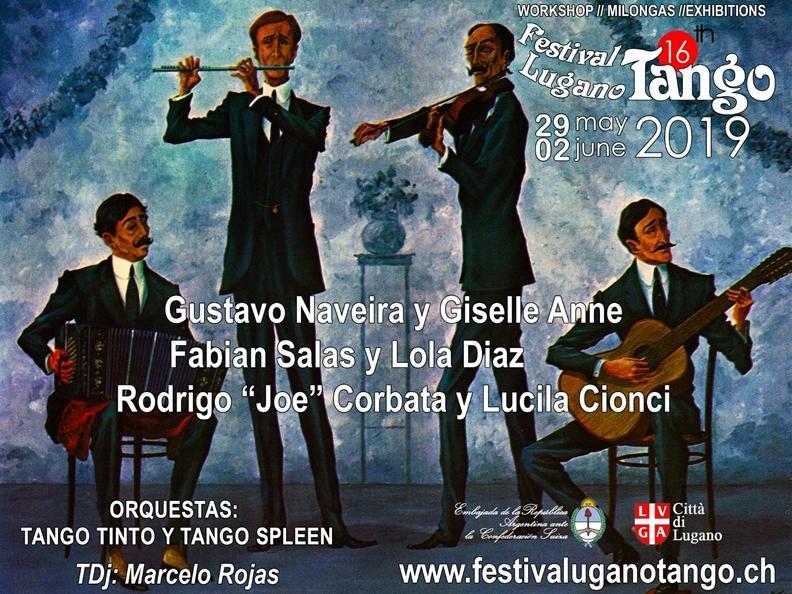 Image 3 - 16. Festival LuganoTango