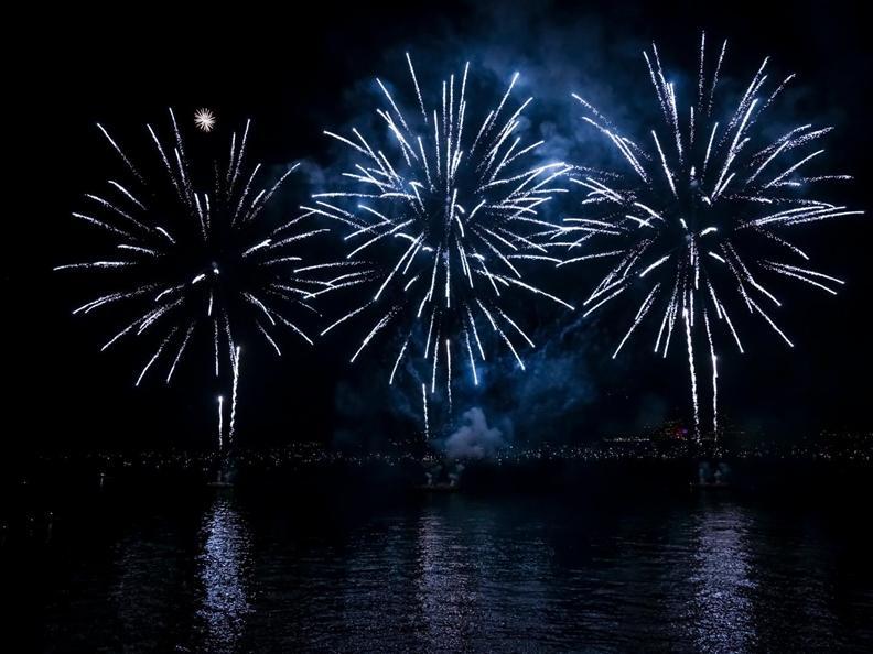 Image 0 - Schweizer Nationalfeiertag mit Feuerwerk