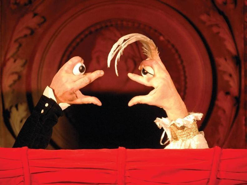 Image 2 - International Puppets Festival in Lugano