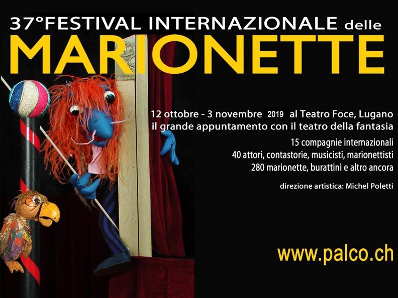Image 3 - International Puppets Festival in Lugano