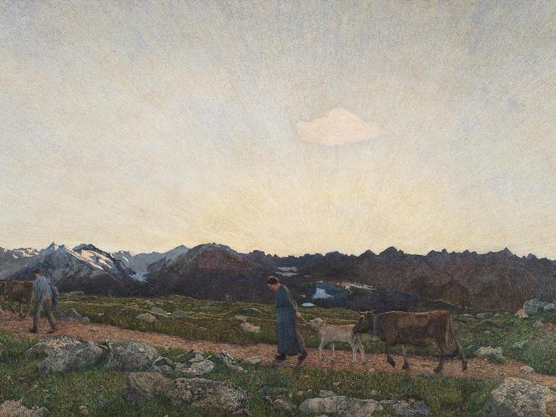 Image 1 - Hodler - Segantini - Giacometti