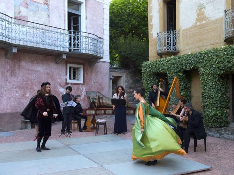 Image 0 - CaronAntica - Early Music Festival in Carona