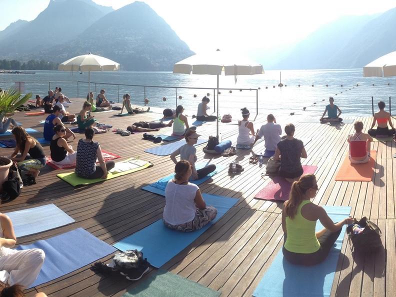 Image 1 - Yoga at the Bagno Pubblico