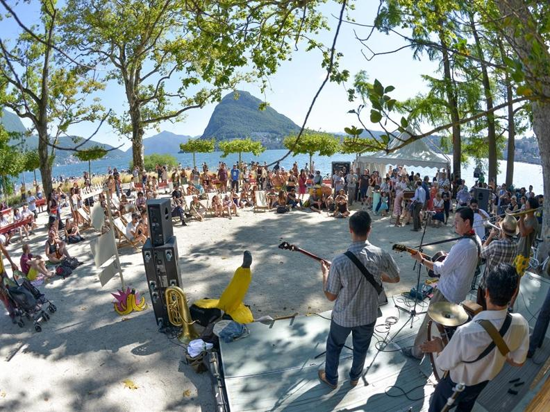 Image 9 - Lugano Buskers Festival