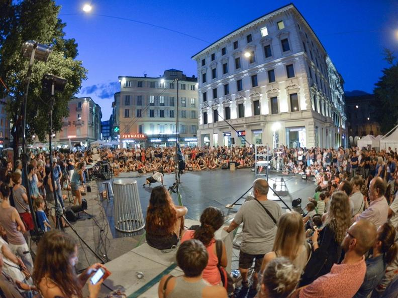 Image 1 - Lugano Buskers Festival