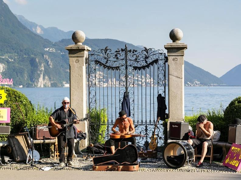 Image 5 - Lugano Buskers Festival