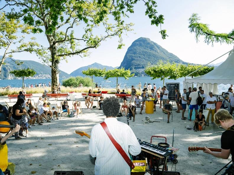 Image 4 - Lugano Buskers Festival