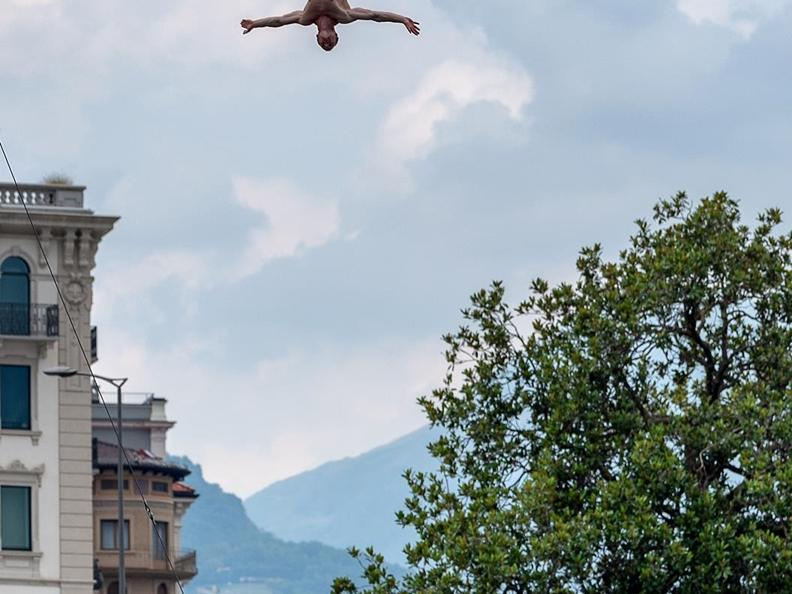 Image 3 - CANCELLED: Lugano Cliff Diving