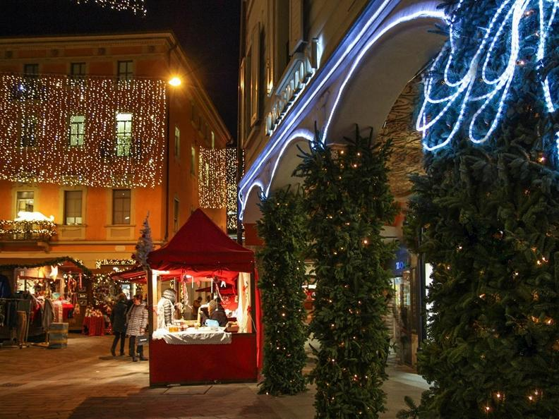 Image 1 - Christmas is in the air – Lugano City Tour