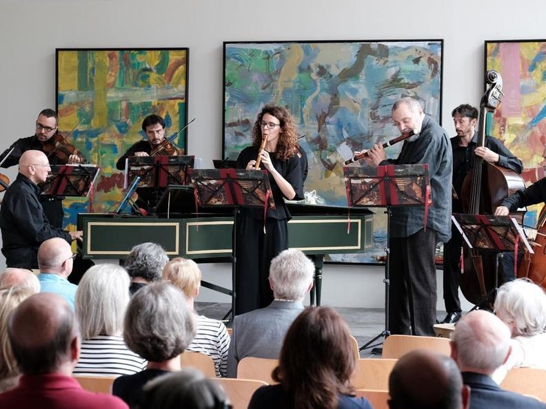 Image 1 - I Barocchisti e Coro della RSI diretti da Diego Fasolis
