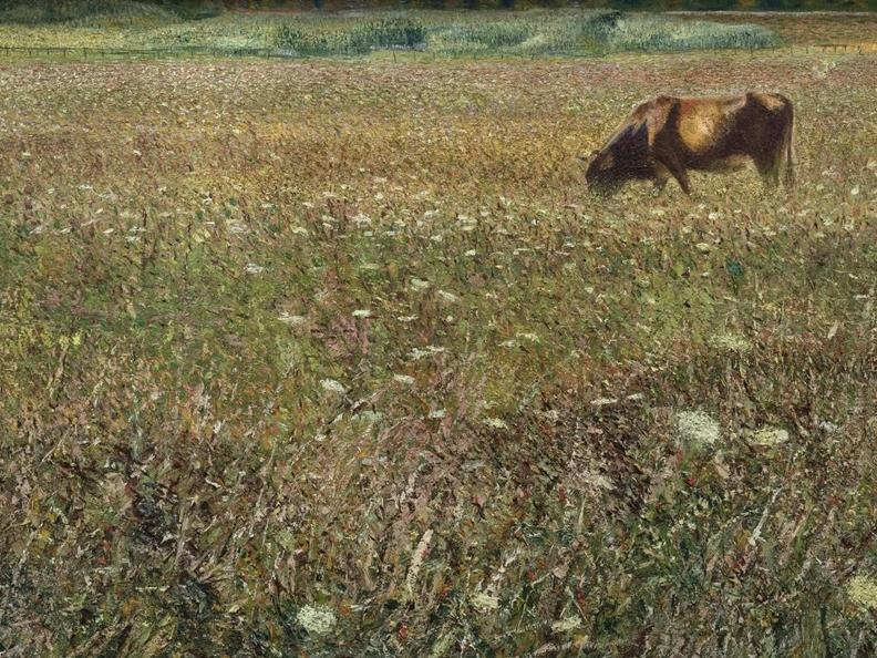 Image 2 - Sublime. Giovanni Segantini: Light and landscape