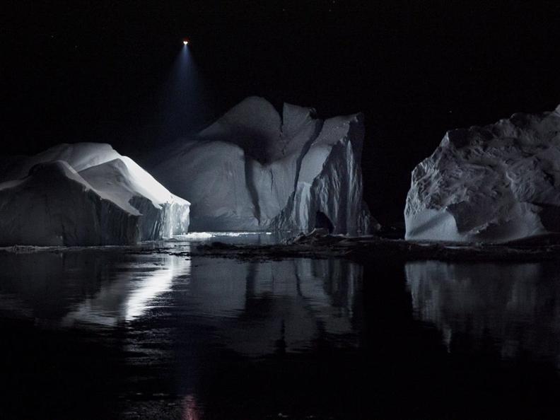 Image 1 - Julian Charrière. Towards No Earthly Pole