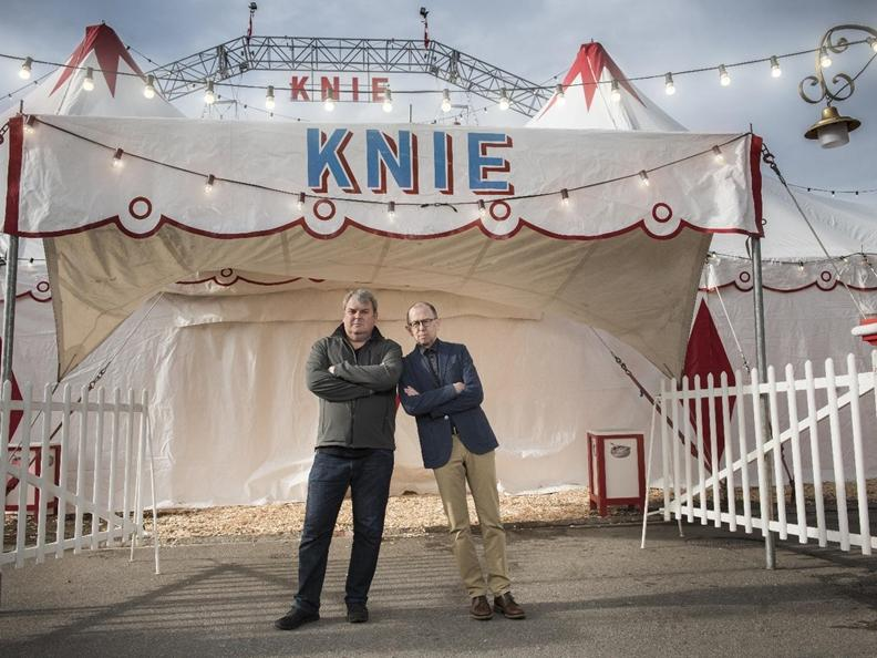 Image 0 - Circus Knie