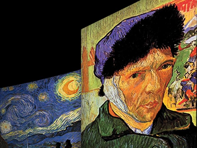 Image 4 - Van Gogh Alive. The experience