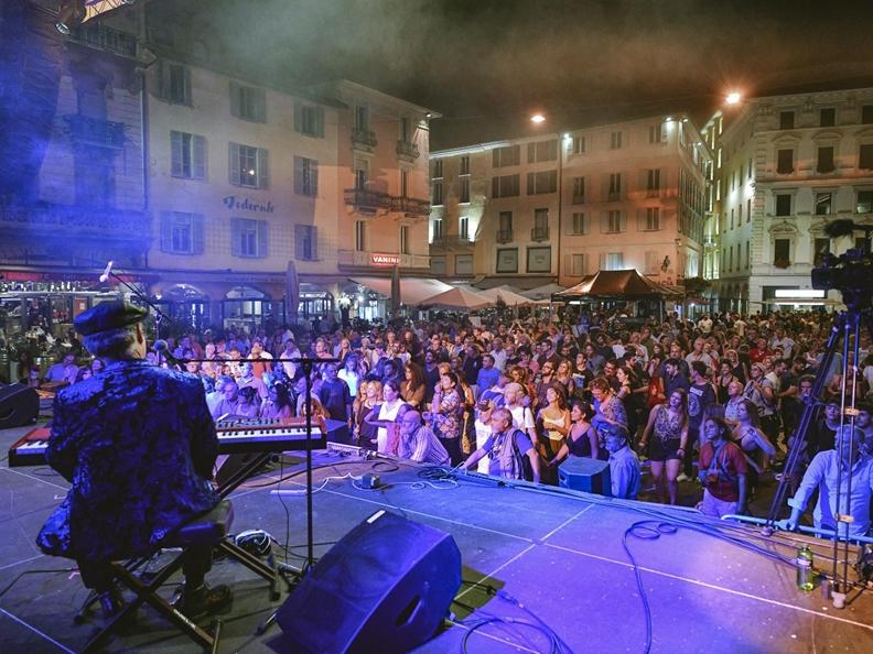 Image 29 - ANNULLATO: Blues to Bop Festival