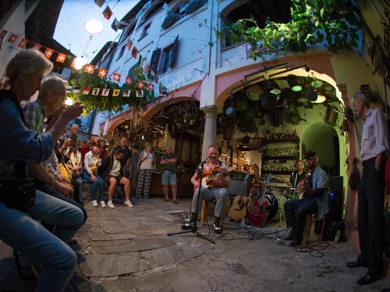Image 0 - ANNULÉ: Caslano Blues