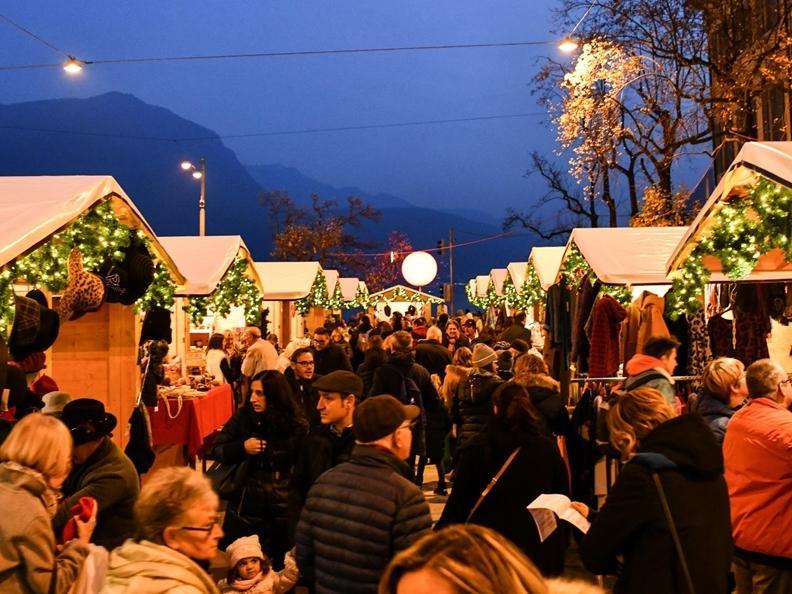 Image 1 - Illuminations de Noël à Lugano