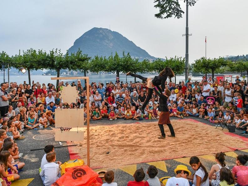 Image 1 - Lugano Buskers Festival