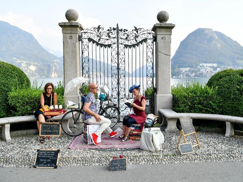 Image 2 - Lugano Buskers Festival