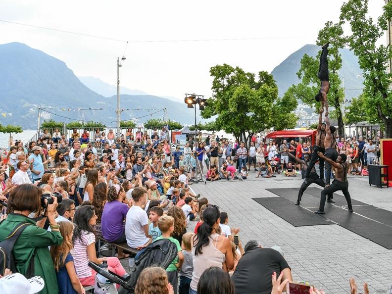 Image 3 - Lugano Buskers Festival