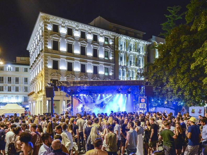 Image 5 - Lugano Buskers Festival