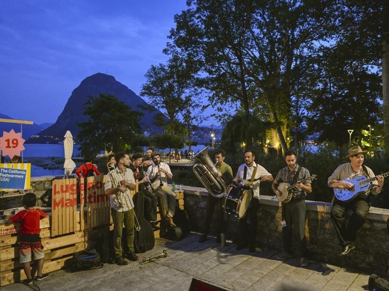 Image 7 - Lugano Buskers Festival