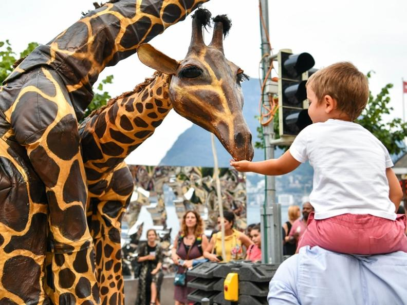 Image 9 - Lugano Buskers Festival