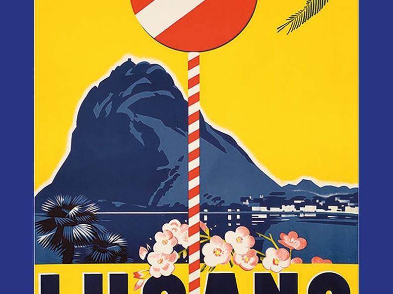 Image 0 - Tourism poster exhibition