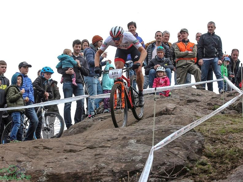 Image 0 - European Mountain Bike Championships - Cross Country 2020
