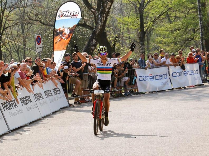 Image 1 - European Mountain Bike Championships - Cross Country 2020