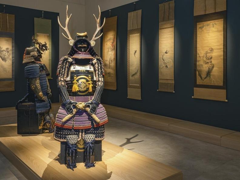 Image 0 - Kakemono. Five centuries of Japanese paintings, the Perino Collection.