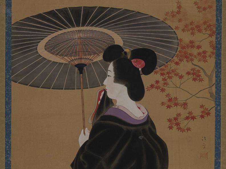 Image 2 - Kakemono. Five centuries of Japanese paintings, the Perino Collection.