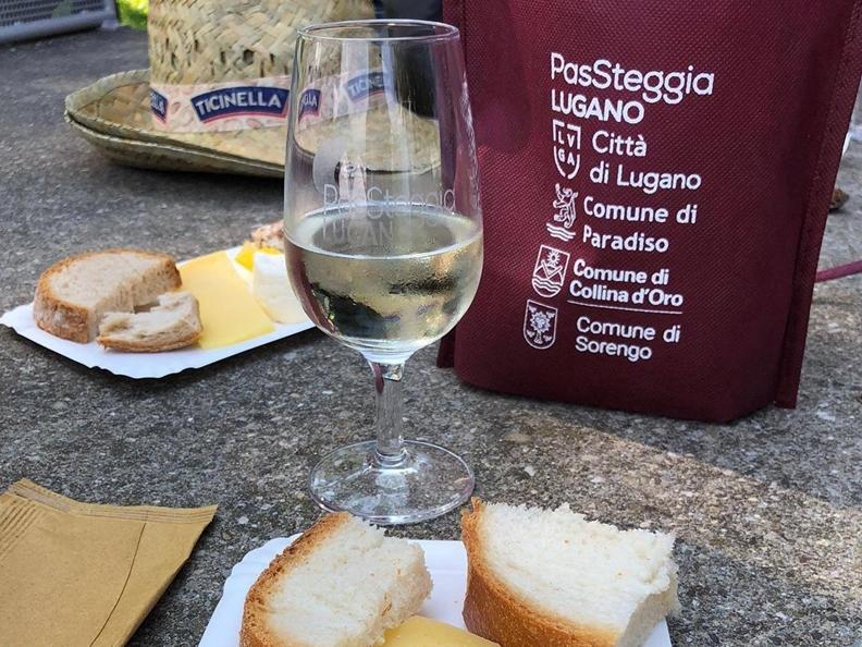 Image 0 - Lugano PasSteggia