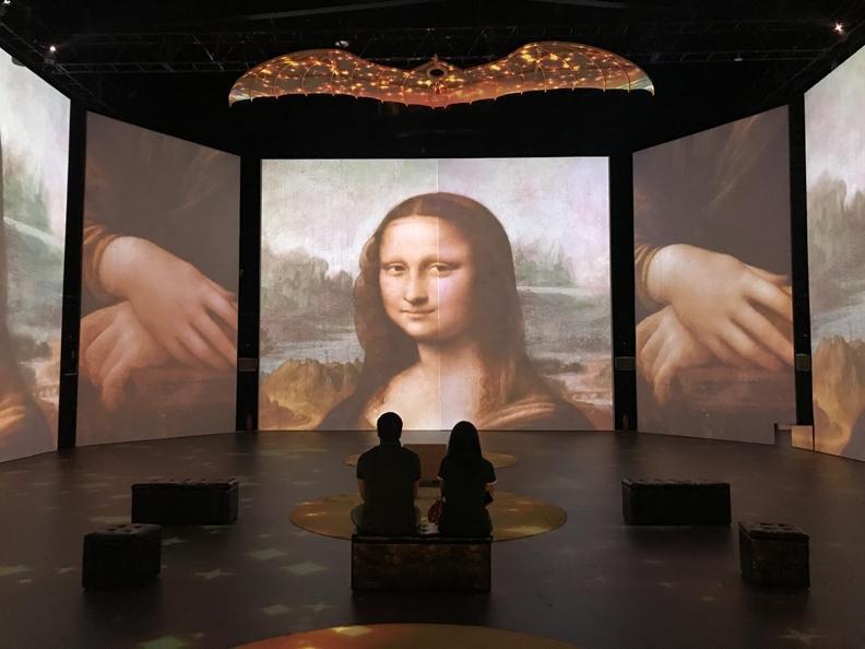Image 0 - Da Vinci Experience