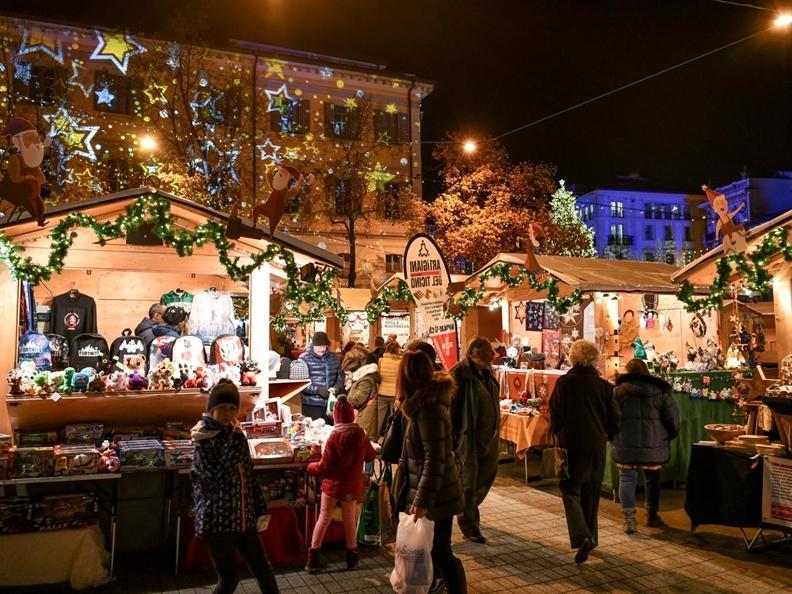 Image 4 - Christmas lights in Lugano