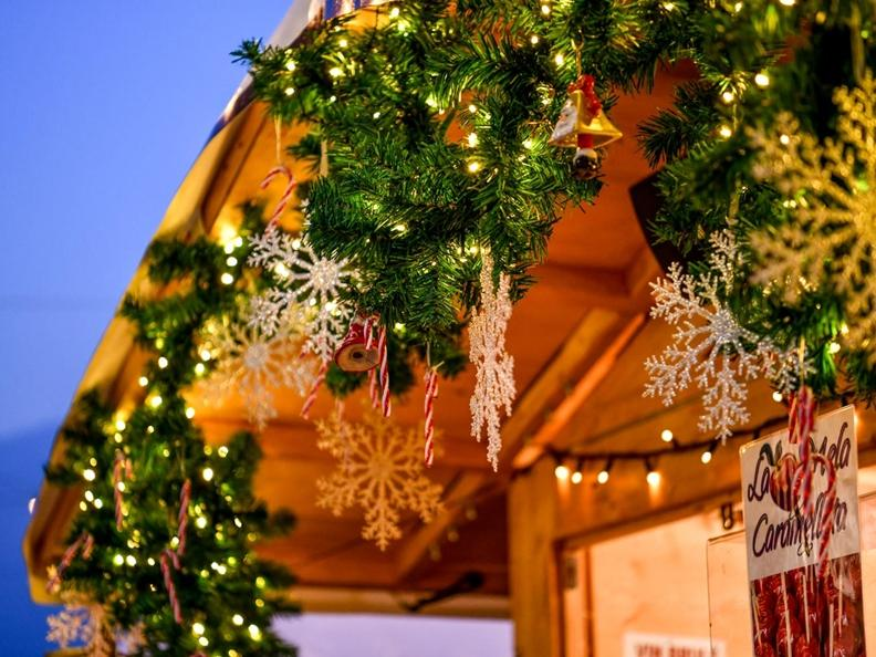 Image 6 - Christmas lights in Lugano