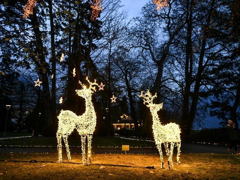 Image 10 - Christmas lights in Lugano