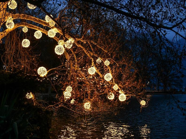 Image 11 - Christmas lights in Lugano