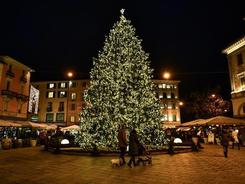 Image 13 - Christmas lights in Lugano