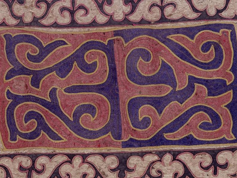 Image 3 - Namad the ancient art of felt in Iran and Central Asia