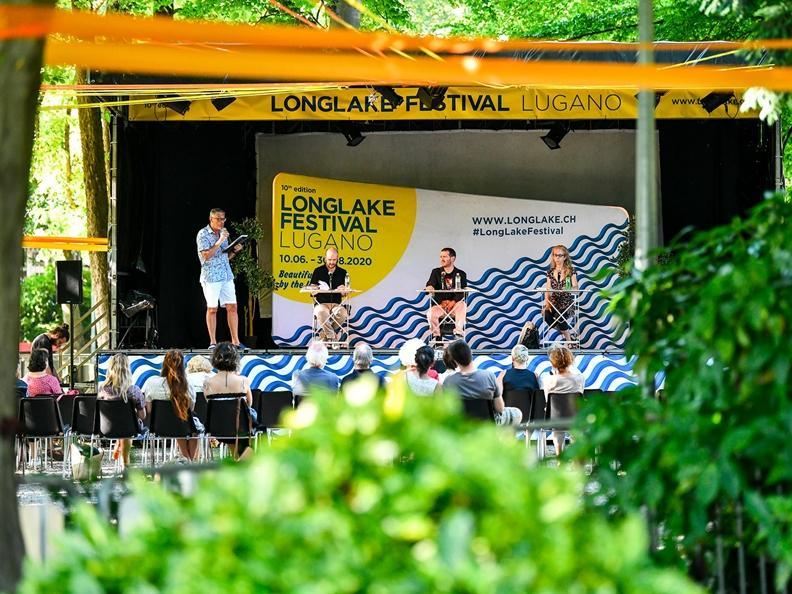 """Image 0 - """"Tortuga Magazine"""" at the LongLake Festival"""