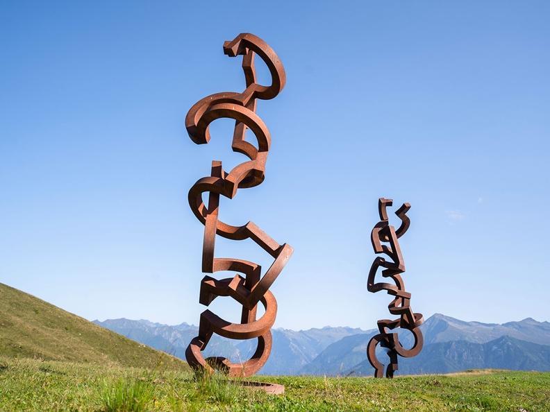Image 1 - Una montagna d'arte 2021 / 2022