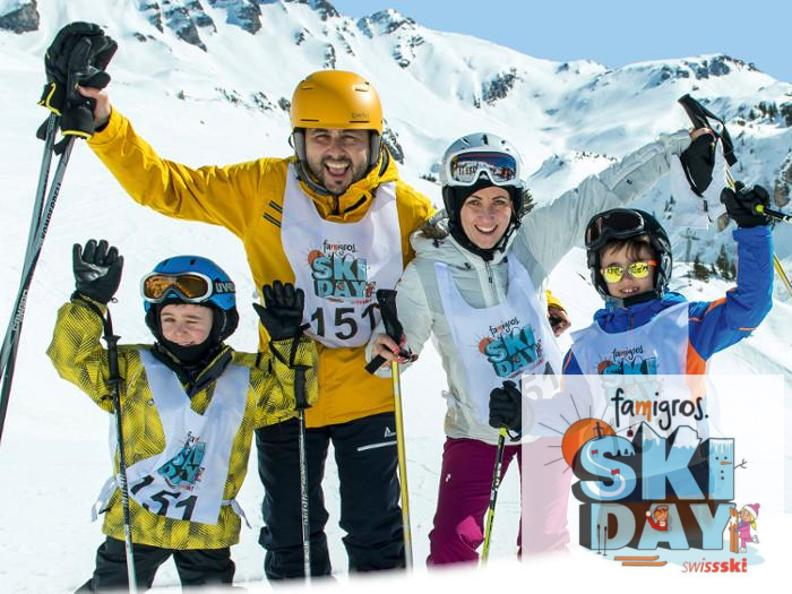 Image 0 - Famigros Ski Day