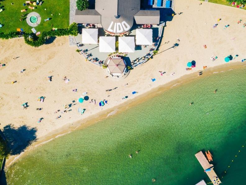 Image 1 - Beach Yoga - Sommer am Strand