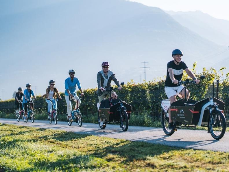 Image 2 - Eine köstliche Radtour in der Magadinoebene