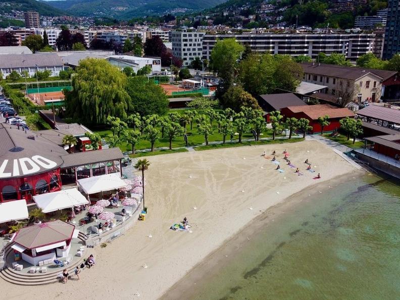 Image 0 - Beach Yoga - Sommer am Strand